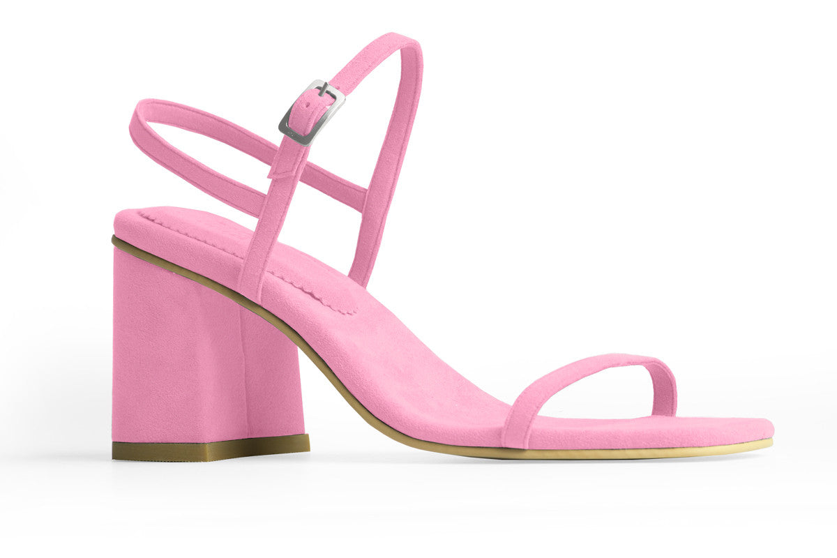 The Simple Sandal – Peony