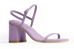 THE SIMPLE SANDAL – HELIOTROPE