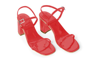 THE SIMPLE SANDAL  – JELLY
