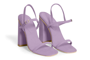 THE SKY SANDAL – HELIOTROPE