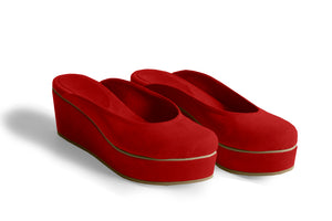 CASA WEDGE – RUBY