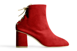 SOCK BOOT – RUBY