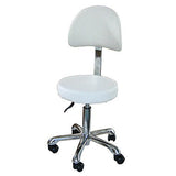 USA Salon & Spa BUTTON++ Rolling Stool