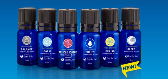 Earthlite ESSENTIAL Oils Holistic Alchemy Collection
