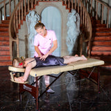 Master Massage ARGO Portable Massage Table Package