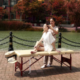 Master Massage CARIBBEAN Massage Table Package with THERMA-TOP