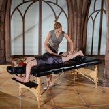 Master Massage HUSKY GIBRALTAR Portable Massage Table Package
