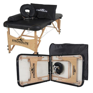 Stronglite OLYMPIA Portable Massage Table Package