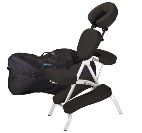 earthlite vortex portable massage chair package buymassagetables com