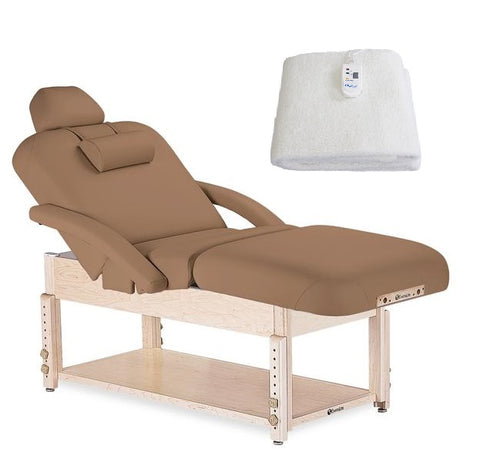 Earthlite SEDONA SALON Pneumatic Stationary Massage Table