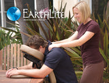 EarthLite TRAVELMATE Portable Chair Massage Support System