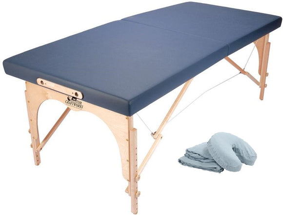 Custom Craftworks ALEXANDER TECHNIQUE Portable Massage Table