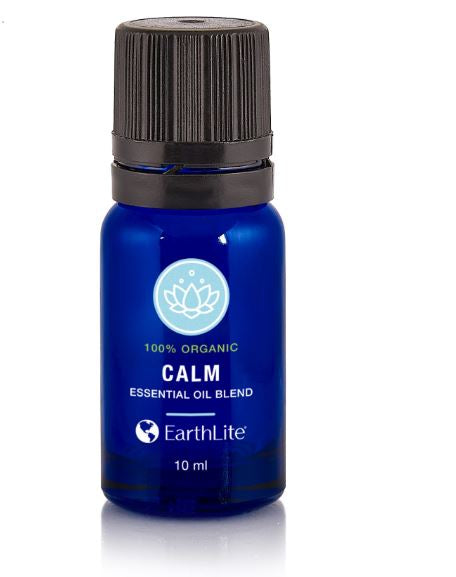 Earthilite HOLISTIC Alchemy Essential Oils Collection - Organic Calm Blend
