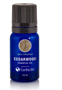 Earthlite Holistic Alchemy Essential Oils Collection - Cedarwood