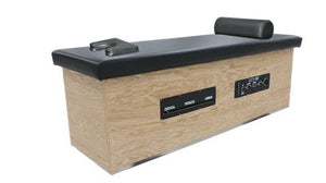PHS Chiropractic ATT-300 Wood Roller Massage Table