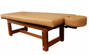 Touch America SOLTERRA Teak Outdoor Treatment Table