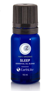 Earthlite HOLISTIC Alchemy Essential Oils Collection - Organic Sleep Blend