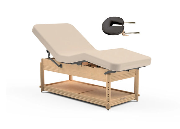Oakworks CLINICIAN Adjustable Lift-assist Salon Top