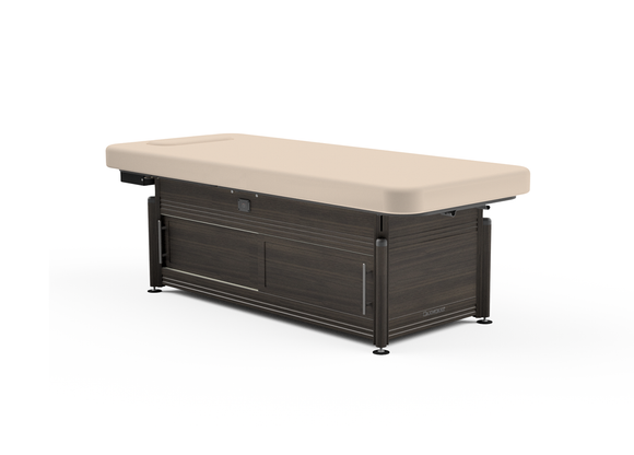 Oakworks CLINICIAN Electric-Hydraulic Flat Top Massage Table