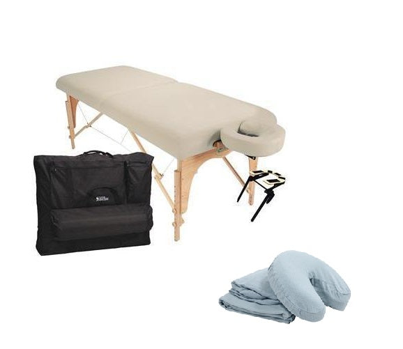Custom Craftworks ATHENA Portable Massage Table