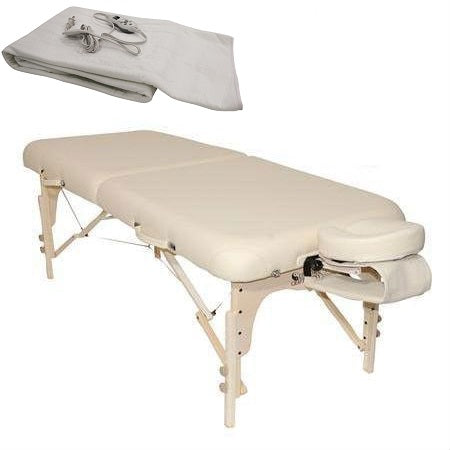 Custom Craftworks HERITAGE Portable Massage Table Package