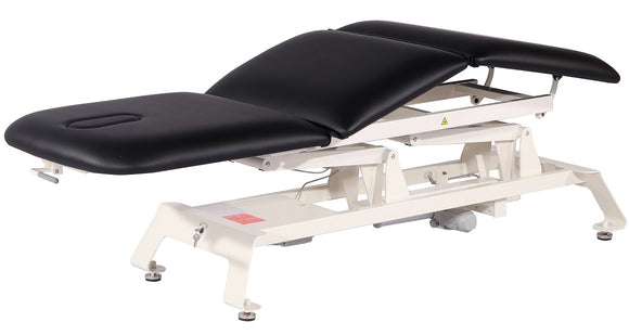 Sierra Comfort EXAM 3-Section Electric Lift Treatment Table, SC-EX100TR3