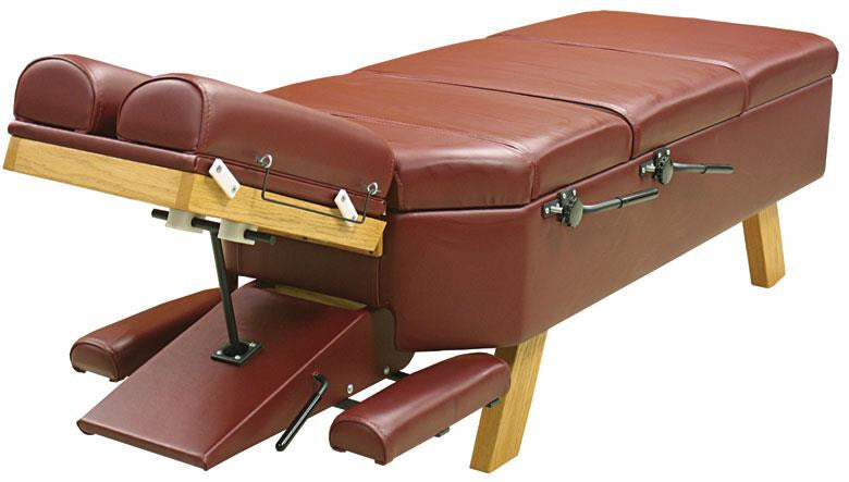 Phs Chiropractic Htg 100 Narrow Shoulder 3 Drop Table