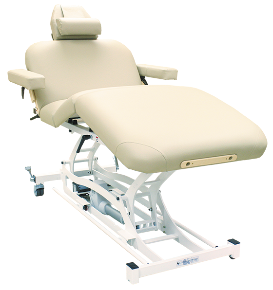Custom Craftworks HANDS FREE DELUXE Therapy Lift Table