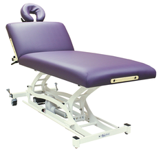 Custom Craftworks HANDS FREE LIFT BACK Therapy Lift Table