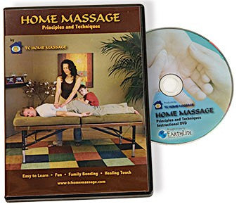 EarthLite TC Home Massage DVD