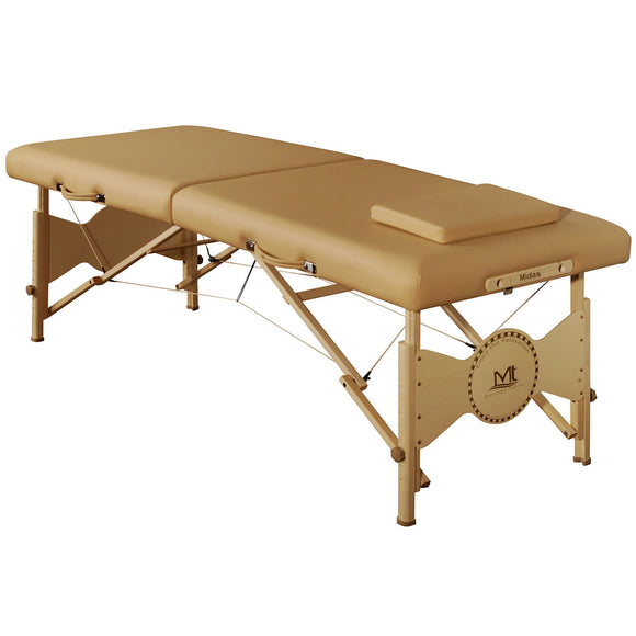 MT MIDAS ENTRY Portable Massage Table Package