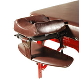 Master Massage MONROE Portable Massage Table Package