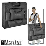 Master Massage MONTCLAIR Portable Massage Table Package