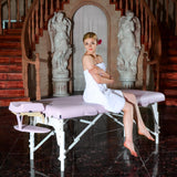 Master Massage Montclair Pro LX Package Massage Table