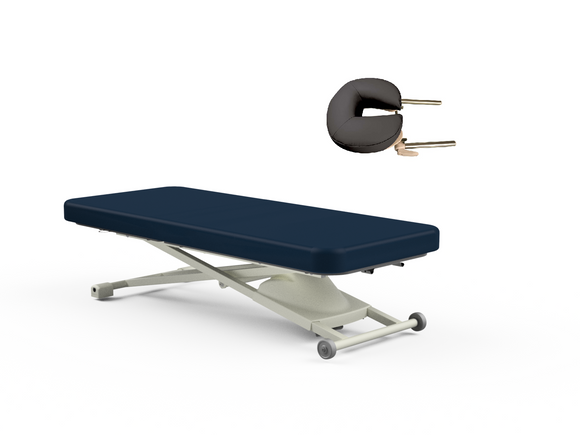 Oakworks PROLUXE Flat Top Electric Lift Massage Table