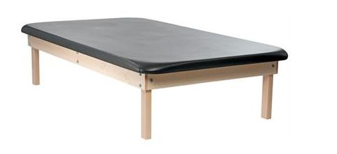PHS Chiropractic CLASSIC Wood Mat Table - 4 Leg
