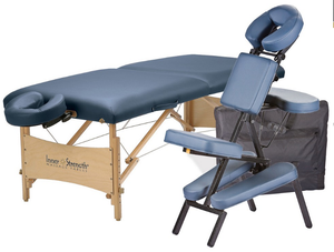 Inner Strength ELEMENT Portable Massage Table and Chair
