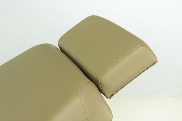 "Touch America Salon Headrest/Footrest (6"" x 15"")"