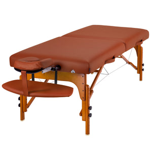 Master Massage SANTANA Portable Massage Table Package