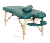 Custom Craftworks LUXOR  Portable Massage Table Package