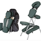 EarthLite VORTEX Portable Massage Chair Package