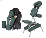 Hunter EarthLite VORTEX Portable Massage Chair Package