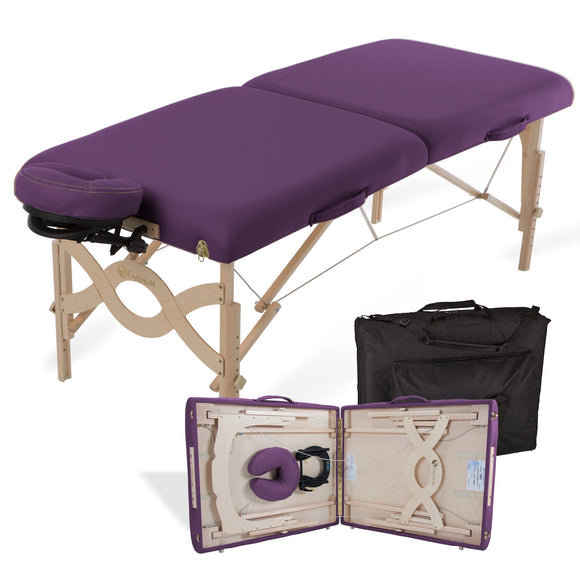 Amethyst EarthLite AVALON XD Portable Massage Table Package