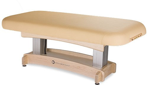 Living Earth Crafts ASPEN Flat Top Spa Treatment Electric Lift Table