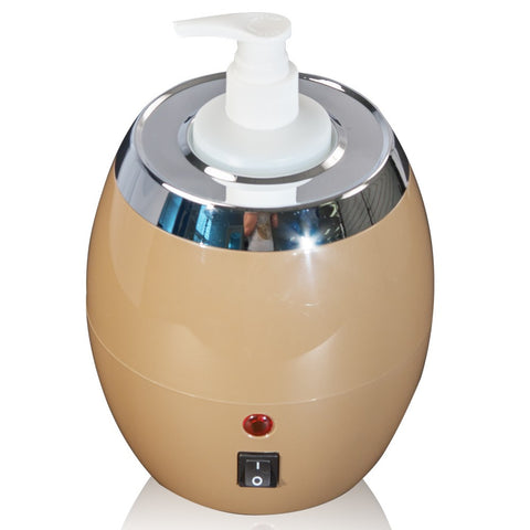 Master Massage Single Bottle Oil WARMER