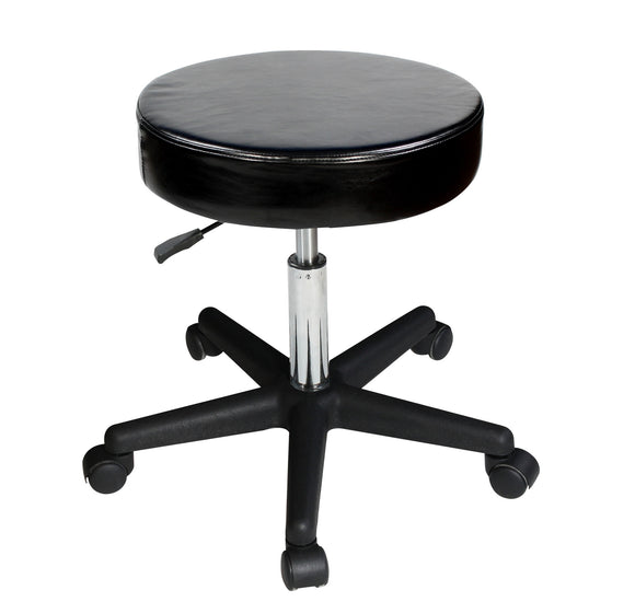 Master Massage Beauty ROLLING SWIVEL Hydraulic Stool