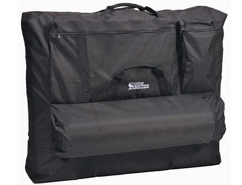 "Custom Craftworks Extra Wide 3 Pocket Carry Case 73"" Long Tables"