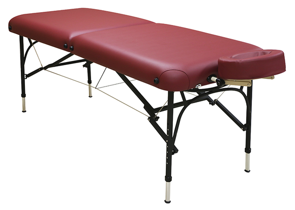 Custom Craftworks CHALLENGER Aluminum Portable Massage Table