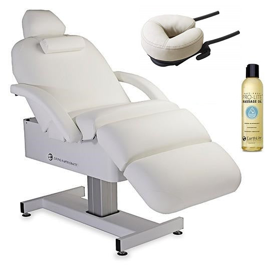 Living Earth Crafts CLOUD 9 Spa Treatment Electric Lift Table