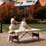 Master Massage DEL RAY Portable Massage Table Package